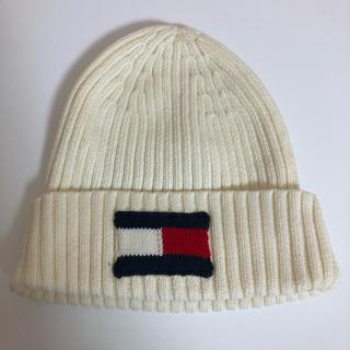 トミーヒルフィガー(TOMMY HILFIGER)のトミーフィルガー ニット帽(ニット帽/ビーニー)