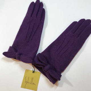 Sybilla - シビラ……手袋……新品未使用
