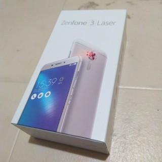 ZenFone 3 Laser(ゼンフォン)ASUS
