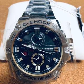 ジーショック(G-SHOCK)のG-STEEL.  GST-B100D-1ADR(輸入版)(腕時計(アナログ))
