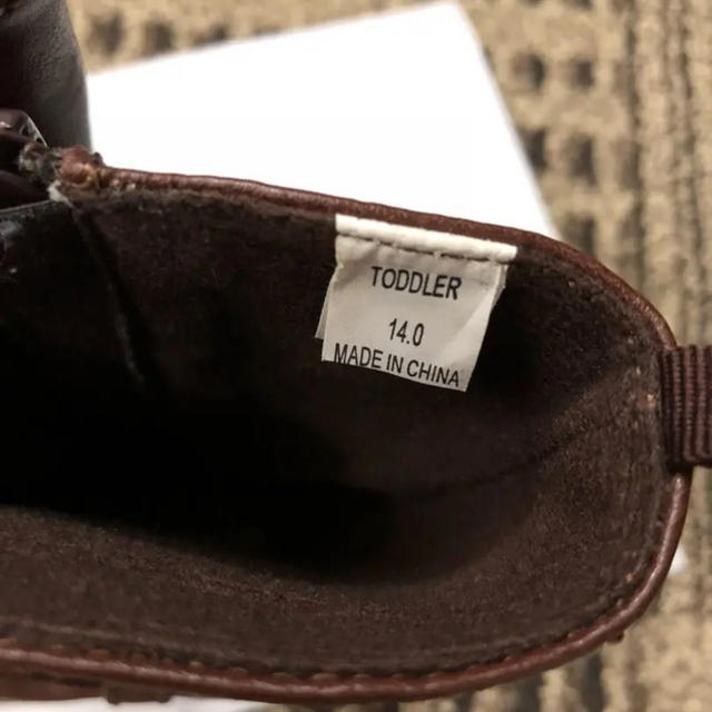 babyGAP(ベビーギャップ)のbabygap  GAP ロングブーツ キッズブーツ キッズ/ベビー/マタニティのベビー靴/シューズ(~14cm)(ブーツ)の商品写真