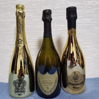 ドンペリニヨン(Dom Pérignon)のドンペリ白・ランボルギーニ デミセック ゴールド・VICTOIRE オーク・ヴィ(シャンパン/スパークリングワイン)