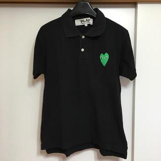 コムデギャルソン(COMME des GARCONS)のプレイ コムデギャルソン ポロシャツ(ポロシャツ)