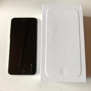 iPhone6 space gray 128GB au