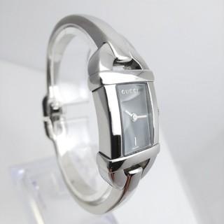 Gucci - GUCCI 腕時計 6800L 稼働中 517523