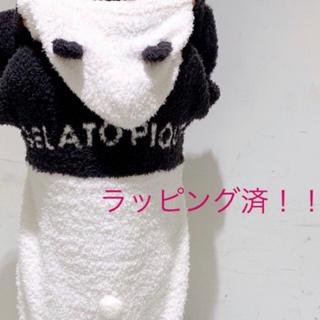 ジェラートピケ♡ 【HALLOWEEN限定】パンダモコBIGパーカ
