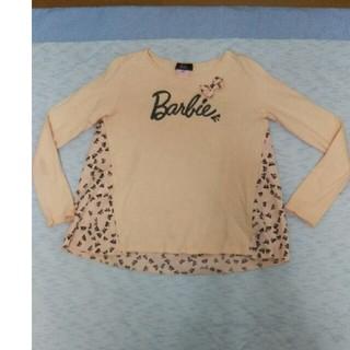 バービー(Barbie)のバービーカットソー140(Tシャツ/カットソー)