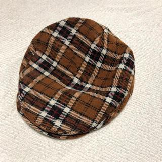 マウジー(moussy)のハンチングベレー帽(ハンチング/ベレー帽)