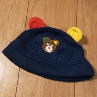 ミキハウス(mikihouse)のベビー 帽子(帽子)