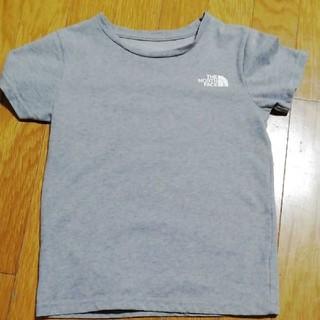ノースフェイス 半袖 Tシャツ 120 グレー