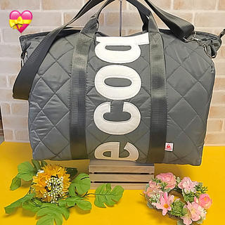 ルコックスポルティフ(le coq sportif)の💖 le coq 💖2wayショルダーバッグ💚新品💚未使用品💖(ショルダーバッグ)