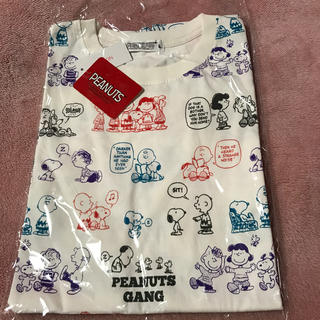 ピーナッツ(PEANUTS)のSNOOPY/PEANUTS半袖Tシャツ(Tシャツ/カットソー(半袖/袖なし))