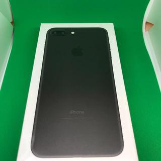 iPhone7 Plus SIMフリー 海外版 256GB BK シャッター音無