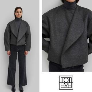 DEUXIEME CLASSE - toteme ウールジャケット 新品タグ付き