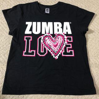 Zumba - zumba love シャツ