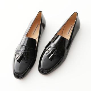 ファビオルスコーニ(FABIO RUSCONI)のfabio rusconi 美品 タッセル ローファー(ローファー/革靴)