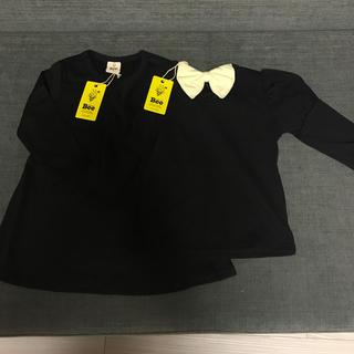 プティマイン(petit main)の韓国子供服Bee 90 ワンピース、トップスセット(ワンピース)