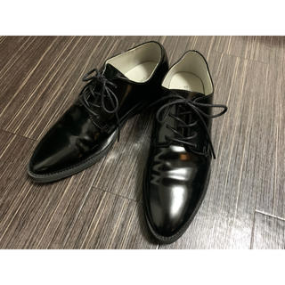 ジーナシス(JEANASIS)の【JEANASIS 】 マニッシュシューズ(ローファー/革靴)