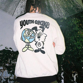 GDC - verdy × Youthquake  スウェット