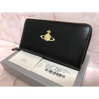 Vivienne Westwood - ロゴ大きめ長財布❤️ヴィヴィアンウエストウッド❤️新品・未使用