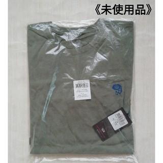 コロンビア(Columbia)の《未使用》MOUNTAIN HARDWEAR 長袖Tシャツ(緑色) (Tシャツ/カットソー(七分/長袖))