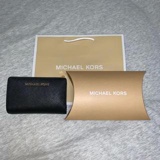 マイケルコース(Michael Kors)のマイケルコース 2つ折りミニウォレット(財布)