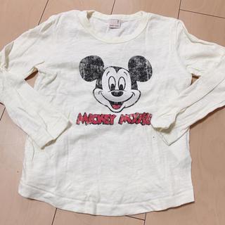 petit main - ミッキーTシャツ 110cm
