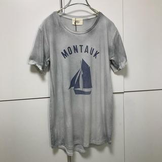 SCOT CLUB - 45◆新品マンサントMANSARTused加工ストレッチTシャツ