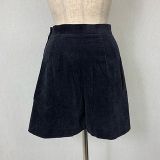 ●S389 used corduroy short pants(ショートパンツ)