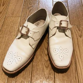 マーガレットハウエル(MARGARET HOWELL)のマーガレットハウエル マニッシュシューズ(ローファー/革靴)