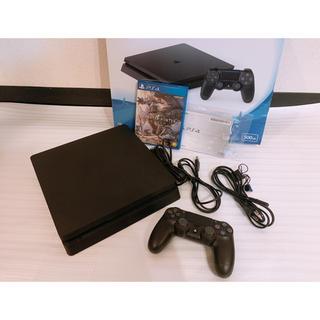 PlayStation4 - PS4 500G モンスターハンター ソフトセット