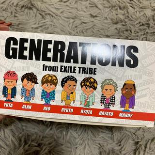 ジェネレーションズ(GENERATIONS)のGENERATIONS グッズ(ミュージシャン)