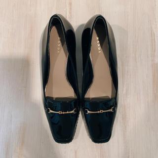 ランダ(RANDA)のRANDA❁ローフォーパンプス(ローファー/革靴)