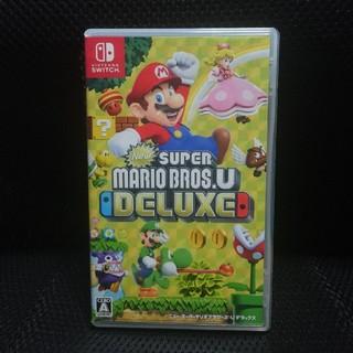 Nintendo Switch - スーパー マリオ ブラザーズ