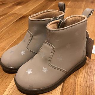 エフオーキッズ(F.O.KIDS)のアプレレクール ショートブーツ 14㎝(ブーツ)