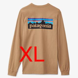 パタゴニア(patagonia)の【新品タグ付】パタゴニア ロングスリーブ P-6ロゴ レスポンシビリティー XL(Tシャツ/カットソー(七分/長袖))