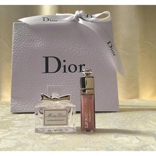 Dior - 【新品未使用】Dior リップマキシマイザー & ミスディオール セット