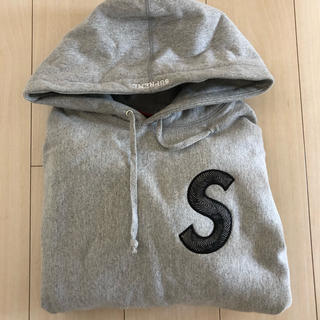 Supreme - Supreme S Logo Hooded