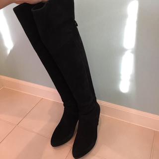 メダ(MEDA)の専用 メダ モードエジャコモ ロングブーツ ニーハイブーツ(ブーツ)