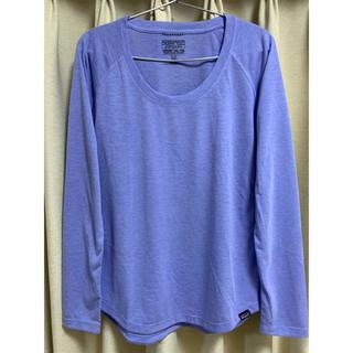パタゴニア(patagonia)のパタゴニア patagonia W's ロングスリーブTシャツ 新品(Tシャツ(長袖/七分))