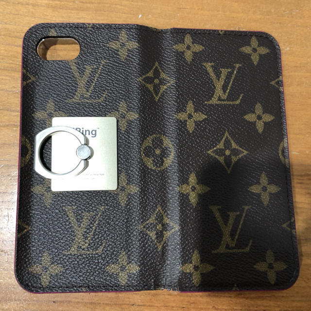 iphone 8 アルミ ケース 、 LOUIS VUITTON - ルイヴィトン スマホケース ピンク iphone8の通販