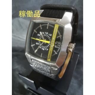 ジーショック(G-SHOCK)のDIESEL 腕時計 稼働品(腕時計(アナログ))