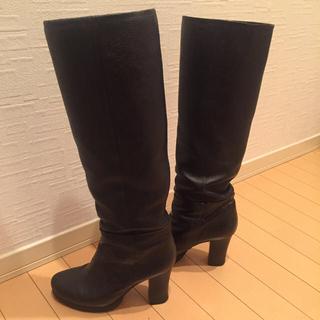 ドゥドゥ(DouDou)のロングブーツ(ブーツ)