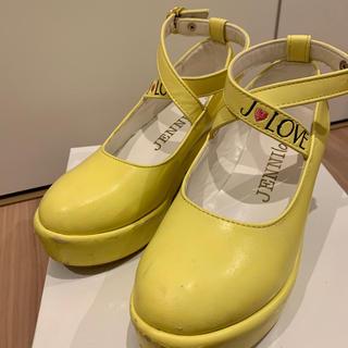 ジェニィ(JENNI)のJENNI KIDS キッズ パンプス 靴 ヒール シューズ 子供(フォーマルシューズ)