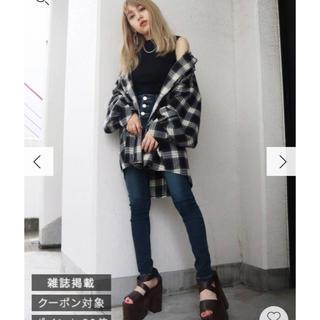 EMODA - エモダ チェックシャツ