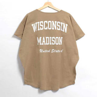ジェイダ(GYDA)の新品タグ付き ルーズTシャツ(Tシャツ(半袖/袖なし))