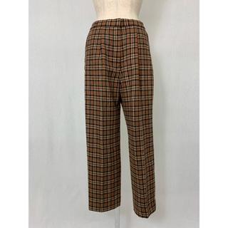 ●S404 used checked pants(カジュアルパンツ)