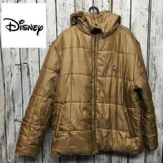 Disney - ディズニーリゾート ミッキーロゴ ダウンジャケット