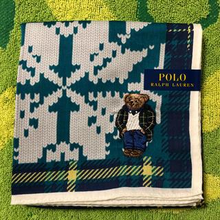 ポロラルフローレン(POLO RALPH LAUREN)のPOLO RALPHLAUREN ハンカチ(ハンカチ/ポケットチーフ)