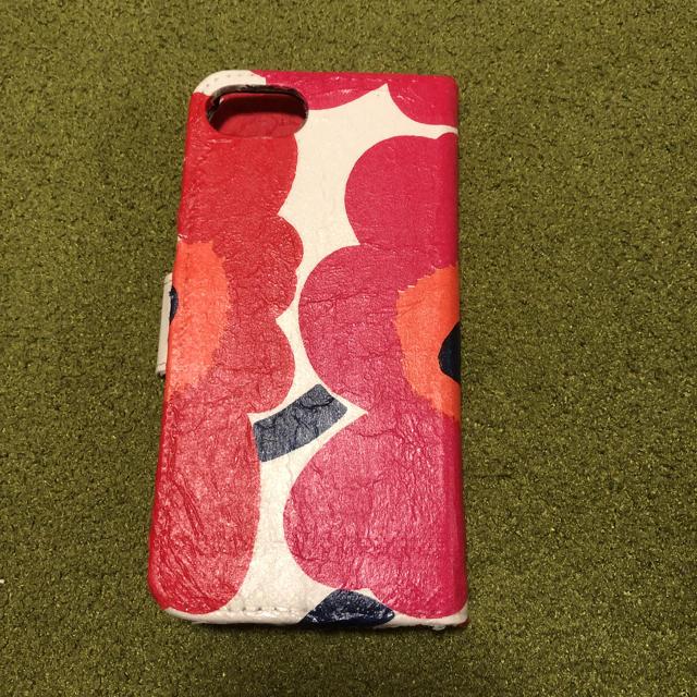 marimekko(マリメッコ)のマリメッコ スマホケース アイフォンケース iphone8 スマホ/家電/カメラのスマホアクセサリー(iPhoneケース)の商品写真